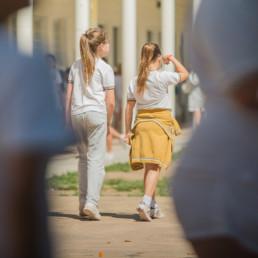 Alumnos Nivel primario Escuela del CAE